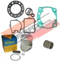 Honda CR250 CR 250 2005 - 2007 Mitaka Top End Rebuild Kit Inc Piston & Gaskets
